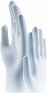 latex glove formers