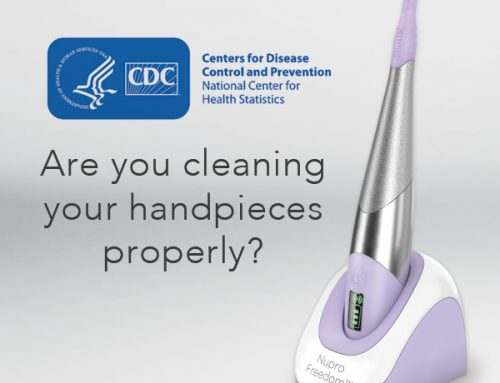 New Handpiece Sterilization Guidelines