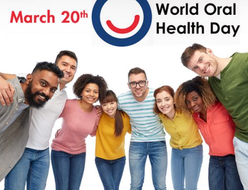 Celebrate World Oral Health Day on March 20