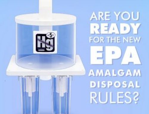 New EPA Rules for Amalgam Disposal Take Effect July 14, 2017