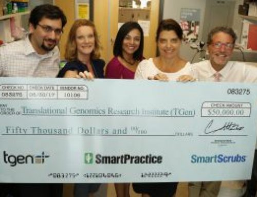 SmartPractice Donates $50,000 to TGen to Fund Groundbreaking Liquid Biopsy Research