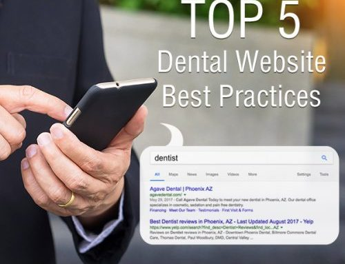 Top 5 Dental Website Best Practices