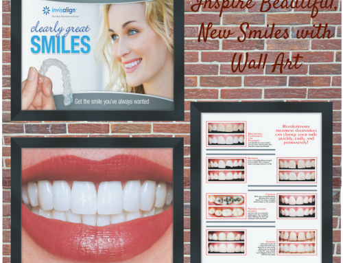 Educate and Inspire Your Patients with Dental Wall Art