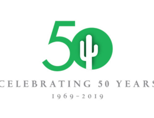 We're Celebrating Our 50th Anniversary by Improving World Health.