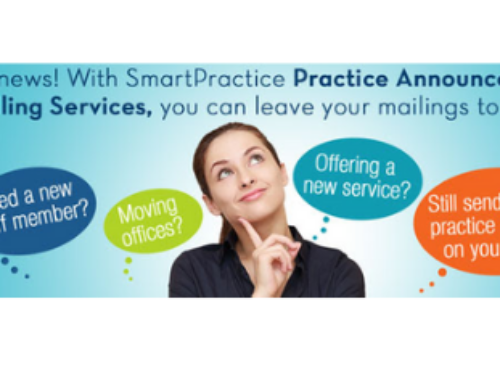 Practice Announcement Mailing Services: The Solution for Your Busy Schedule