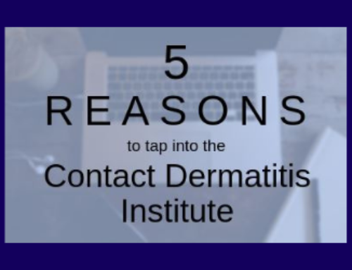 5 Reasons You Should Tap Into Our Contact Dermatitis Institute