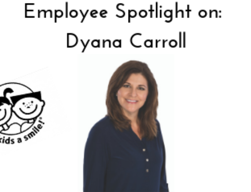 Employee Spotlight: Dyana Carroll and Her Work with Give Kids a Smile