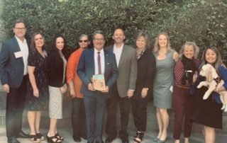 SmartPractice CEO and employees receive the Healthiest Employers Award
