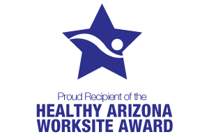 Healthy Arizona Worksite Award Recipient