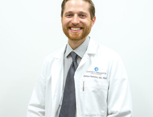 Q&A with Dr. Dathan Hamann, Contact Dermatitis Institute's Medical Director: What Patient Products Can You Patch Test With