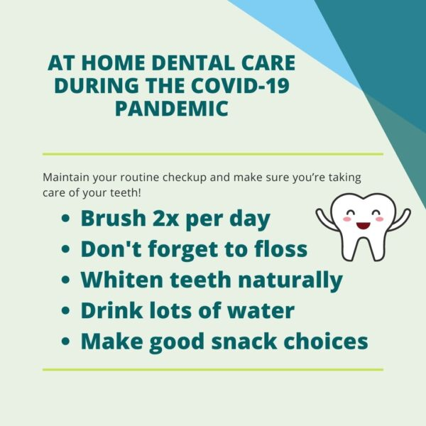 At Home Dental Care