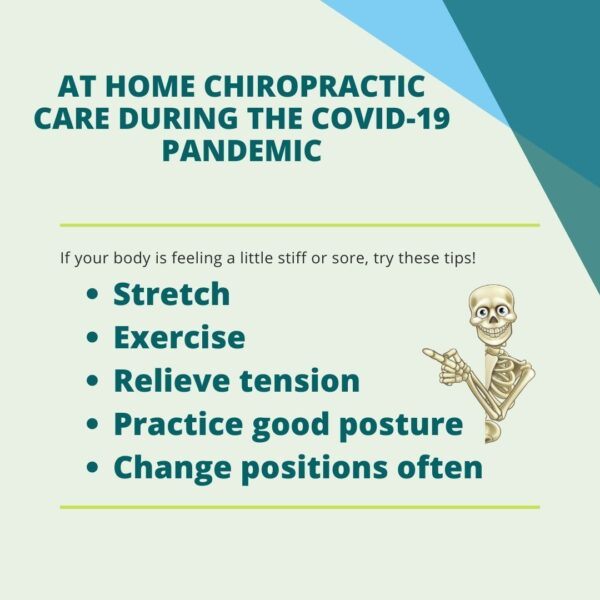 At Home Chiropractic Care