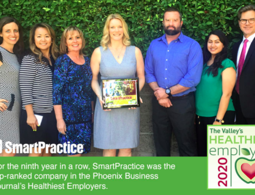 SmartPractice Named One of Valley's Healthiest Employers for 9th Consecutive Year