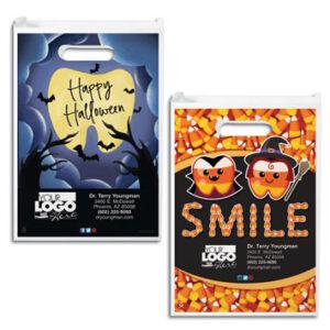 Halloween Paper Supply Bags