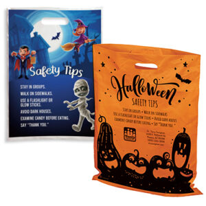 Halloween Safety Bags