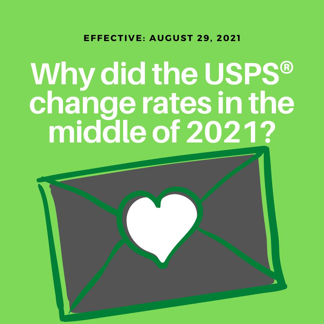 USPS Postage Increase
