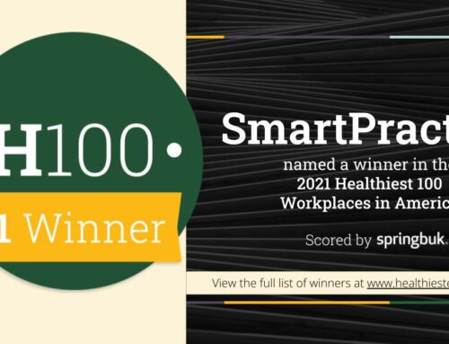 SmartPractice Among Healthiest 100 Workplaces in America for 2021